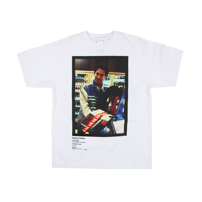 Can't Hardly Wait Kenny White Tee