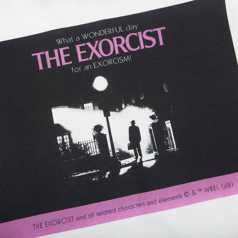 SS The Exorcist Wonderful Day Tee White