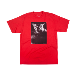 SS A Nightmare on Elm Street Freddy Box Tee Red