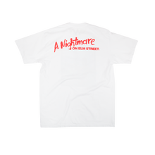SS A Nightmare on Elm Street Classroom Tee White