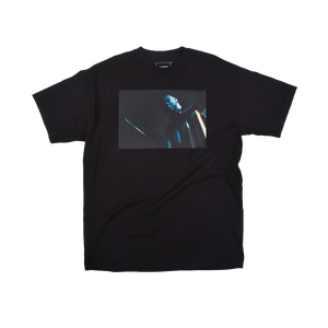 SS Halloween Myers Tee Black