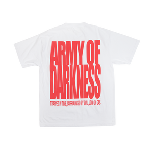 Army of Darkness Ash White Tee