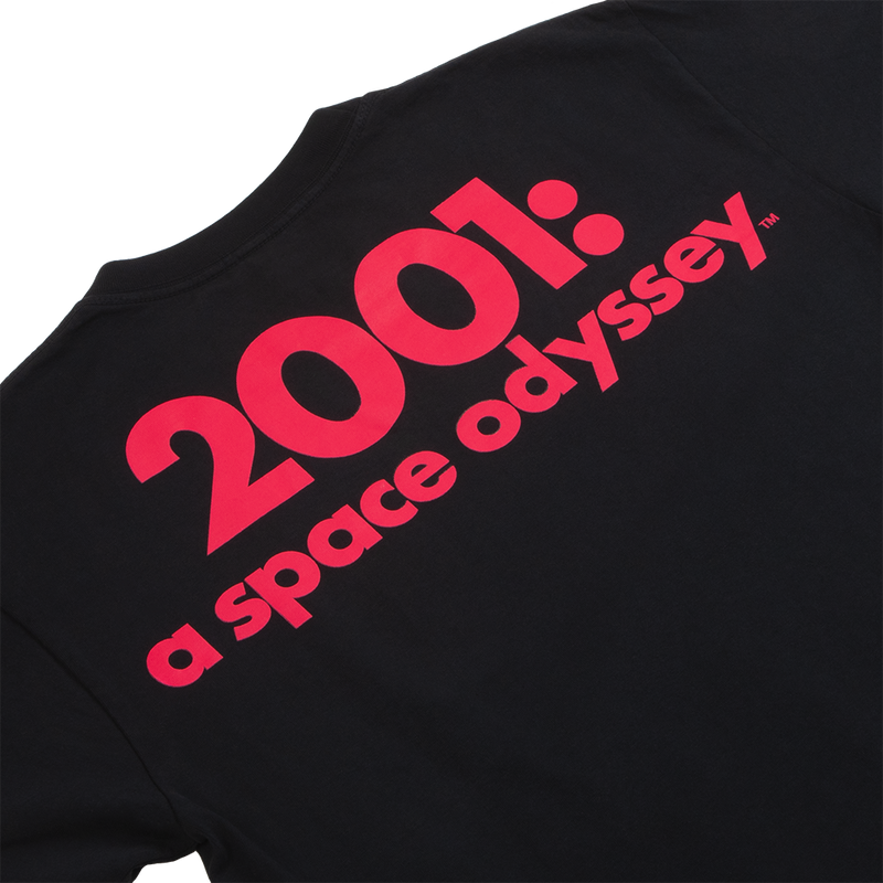 2001: A Space Odyssey Space Station Five Black Tee
