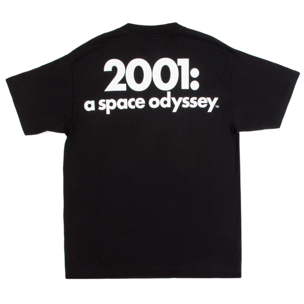 2001: A Space Odyssey Clavius Base Black Tee