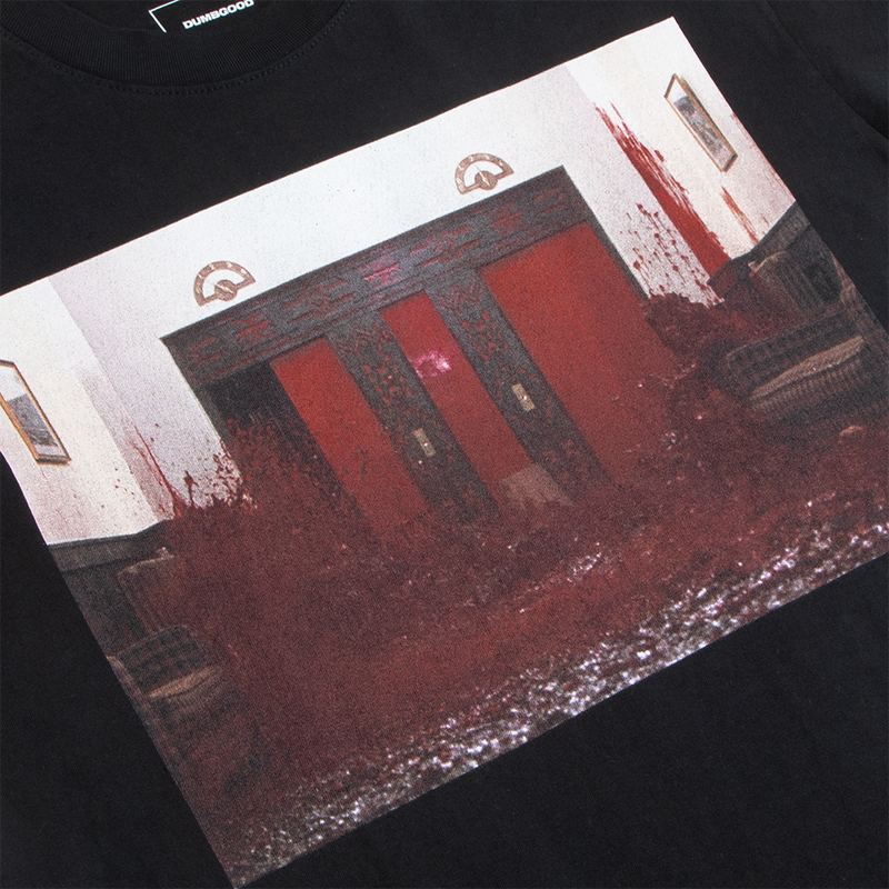 The Shining Bloodbath Black Tee