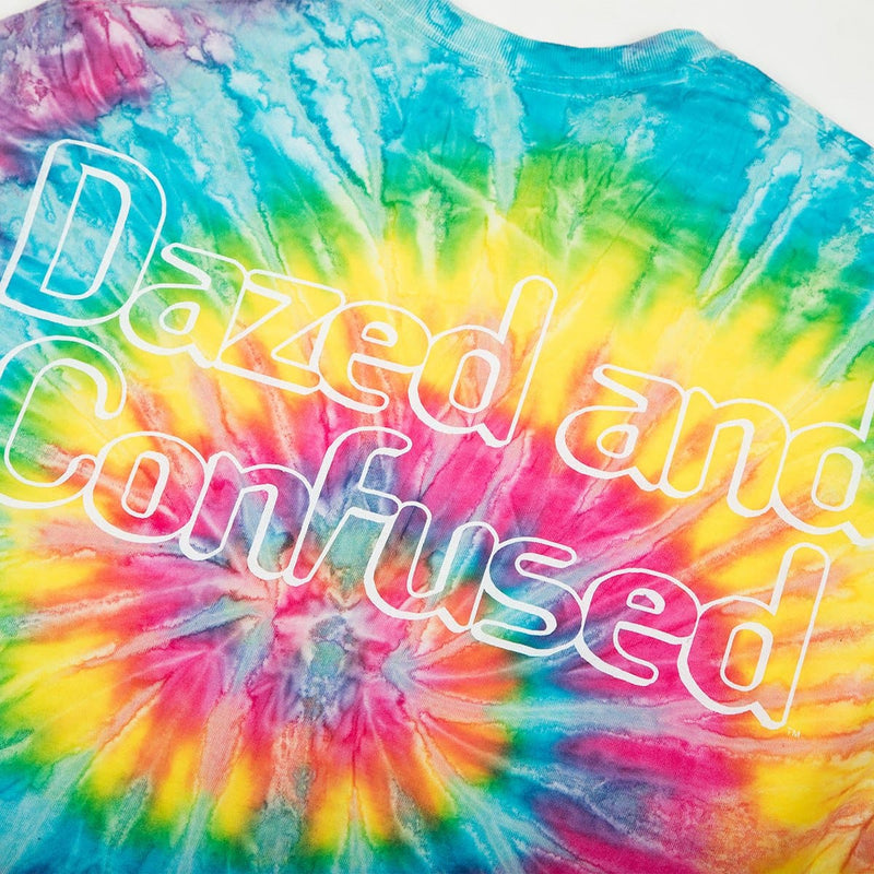 Dazed and Confused Tie Dye Slater Tee