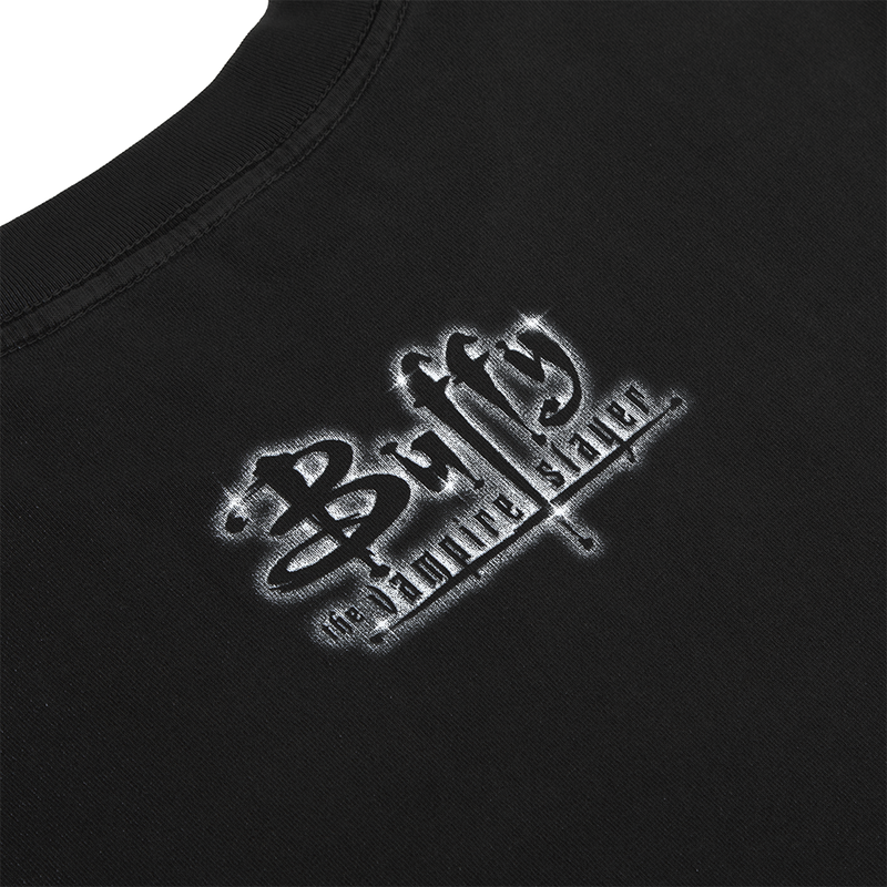 Buffy the Vampire Slayer Spike Black Tee