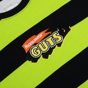 GUTS Spill Your Guts Striped Tee