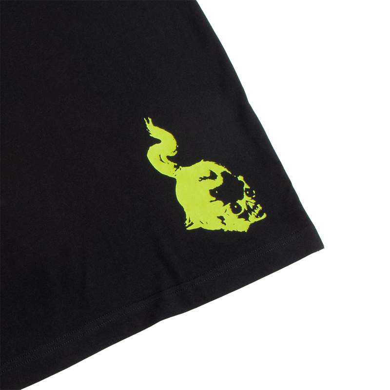 Goosebumps Glow Storybook Black Tee