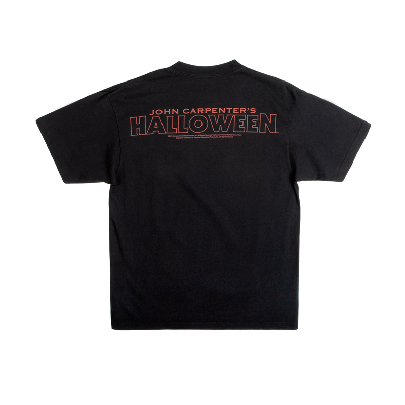 Halloween Headstone Black Tee