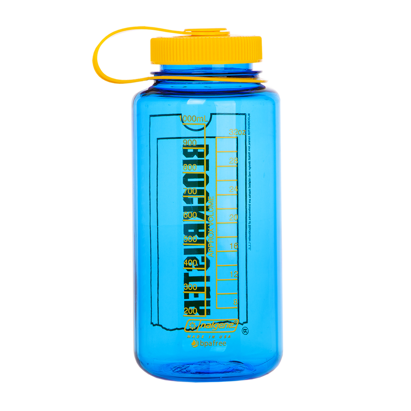 Blockbuster Logo Nalgene Water Bottle