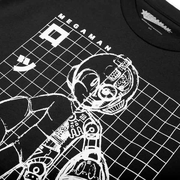 Mega Man Grid Tee