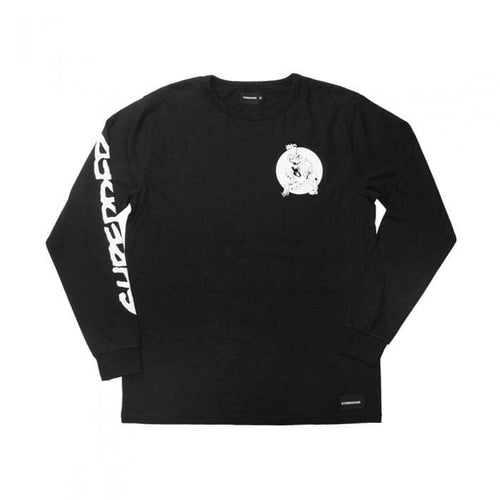 LS Shredder Black Tee