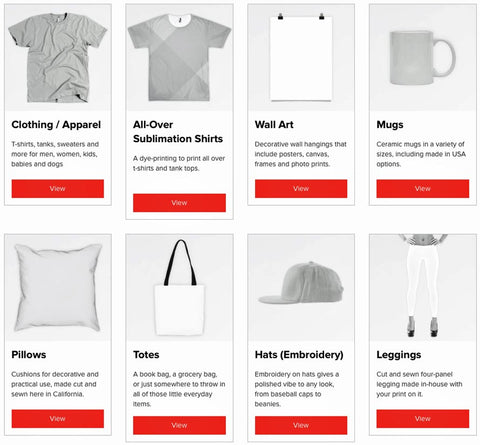 Upload your design and sell
