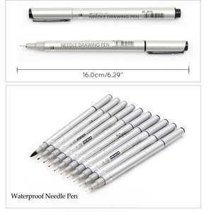 10 Professional Pens for Sketching