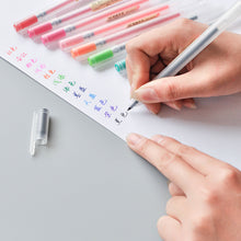 Set of Color Gel Pens (12)