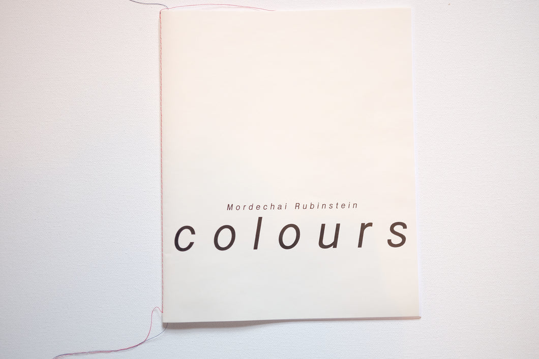 COLOURS | ZINE