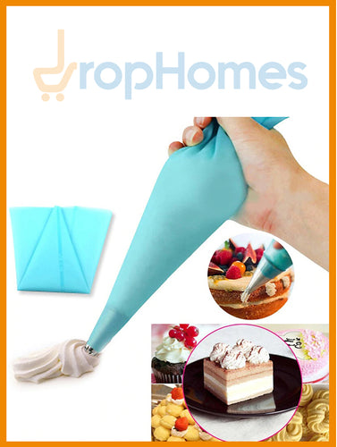 DIY Cake Decorating Tips Set