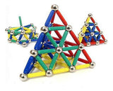 Magnetic Construction Blocks-40 Pieces