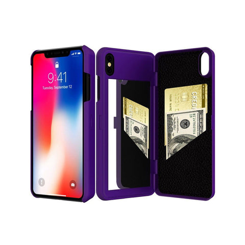 Luxury Flip Mirror Phone Case