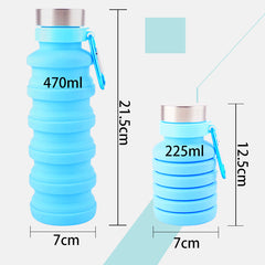 Foldable Water Bottle.