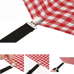 Bed Sheet Clippers Set