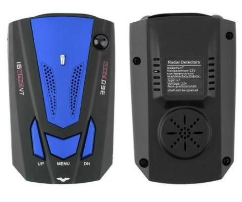 360 Degree V7 Radar Detector