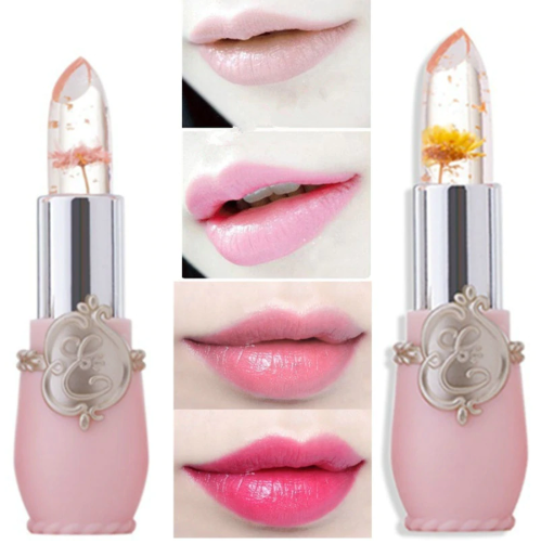 Magic Real Flower Jelly Lipstick