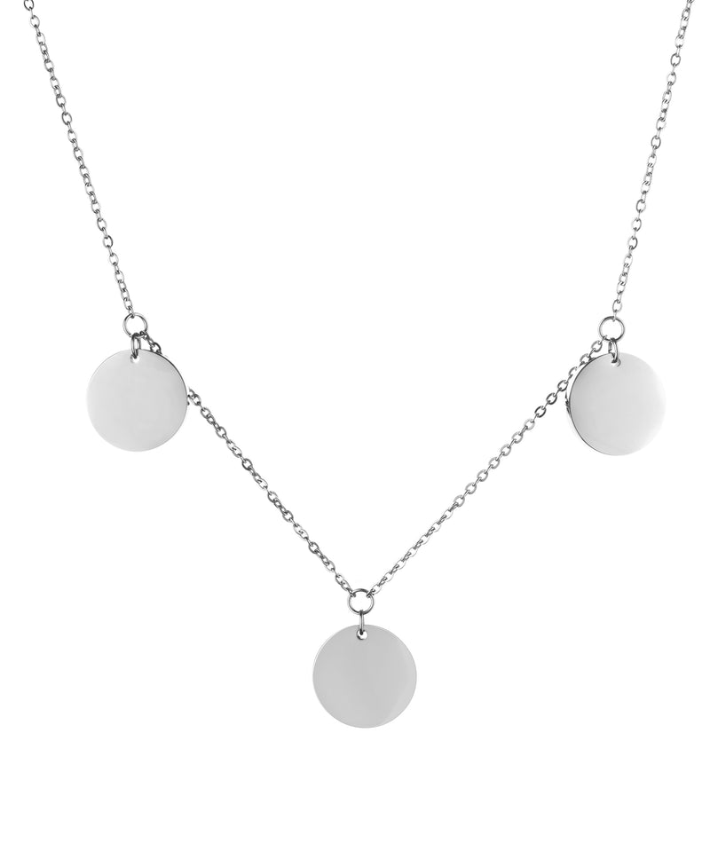 Lilou Necklace Silber
