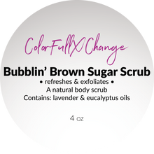 Bubblin' Brown Sugar Scrub