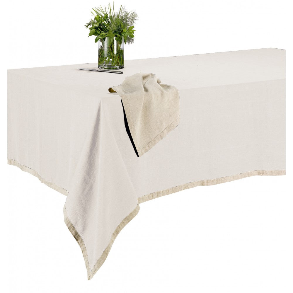 Nappe Victory Craie 170 X 170