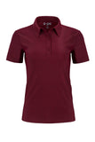 Men's Mélange Short Sleeve Slim Fit Polo