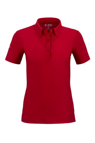 Women's Short Sleeve Polo