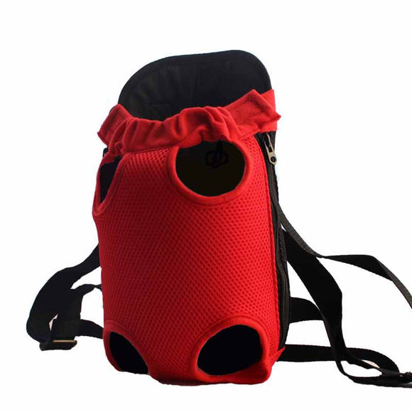 Lightweight Mesh Dog Carrier Backpack Super Breathable Durable Pet Bag Carrier for Small Dogs Cats Chihuahua Pet Travel Products - Swag for My Dog