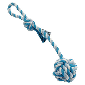 Didog Heavy Duty Rope Toy for Dogs or Cats | Chew Tug or Fetch Toy - Swag for My Dog