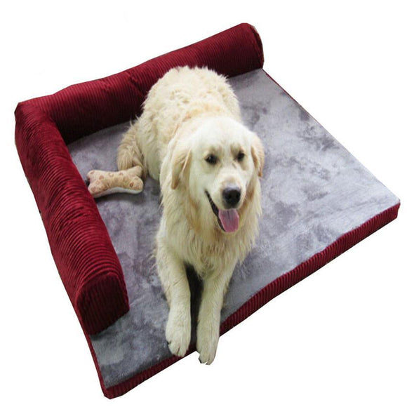 Thick Dog Bed For Comfortable Lounging - Swag for My Dog
