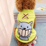 New Pet Puppy Dog Clothes Coat Hoodie Summer Dog Clothes Size XS-2XL Free Shipping - Swag for My Dog