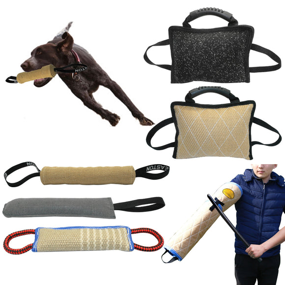Dog Training Bite Pillow for Training Young Dogs - Swag for My Dog