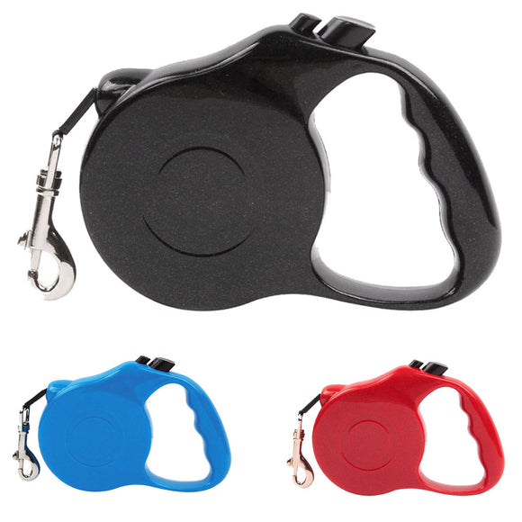 Retractable Dog Lead Rope Leash for Small to Medium Dogs - Swag for My Dog