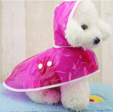 Dog Raincoat with Hoodie | Waterproof Rain Jacket - Swag for My Dog
