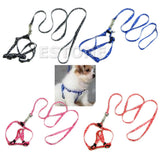HOT Goods for pets dog collar pet  Small Dog Pet nylon harness Puppy Cat Adjustable  with Lead leash - Swag for My Dog