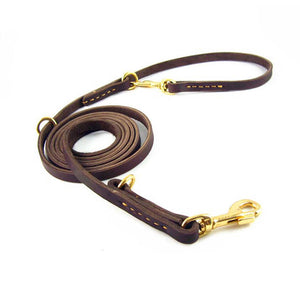 Nice Leather Dog Leash - Swag for My Dog