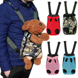 Travel Front Carrier Backpack For Small Dogs - Swag for My Dog
