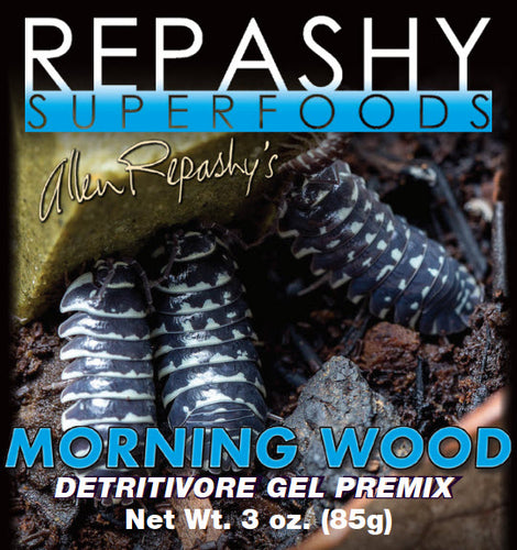 Repashy Morning Wood Isopod 6 oz (170g) JAR
