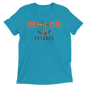 Port City Pythons T-shirt