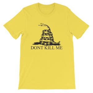Don't Kill Me Rattlesnake Tee