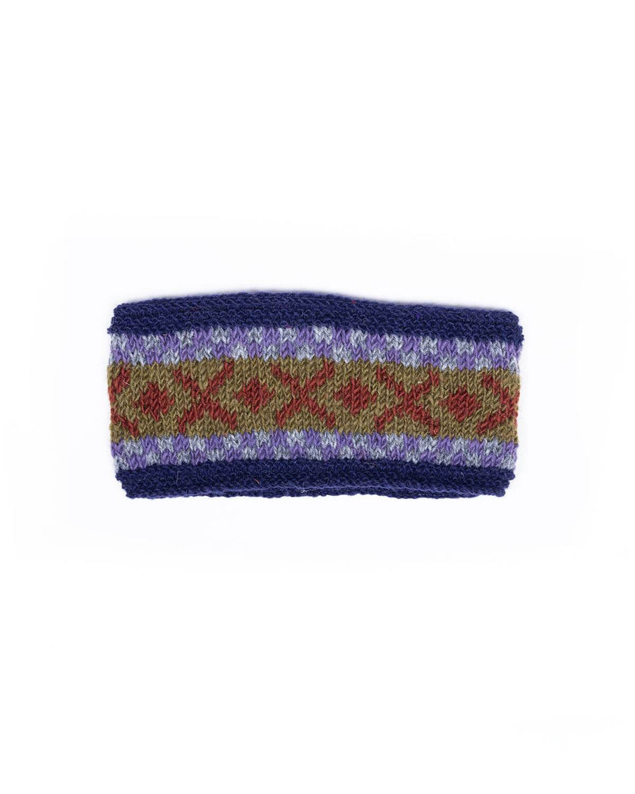 Rising Tide Alpine Wool Knit Headband