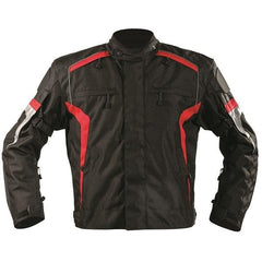 Motonation Apparel-Motonation Apparel Bandido Textile Motorcycle Jacket - Action Athlete Supply