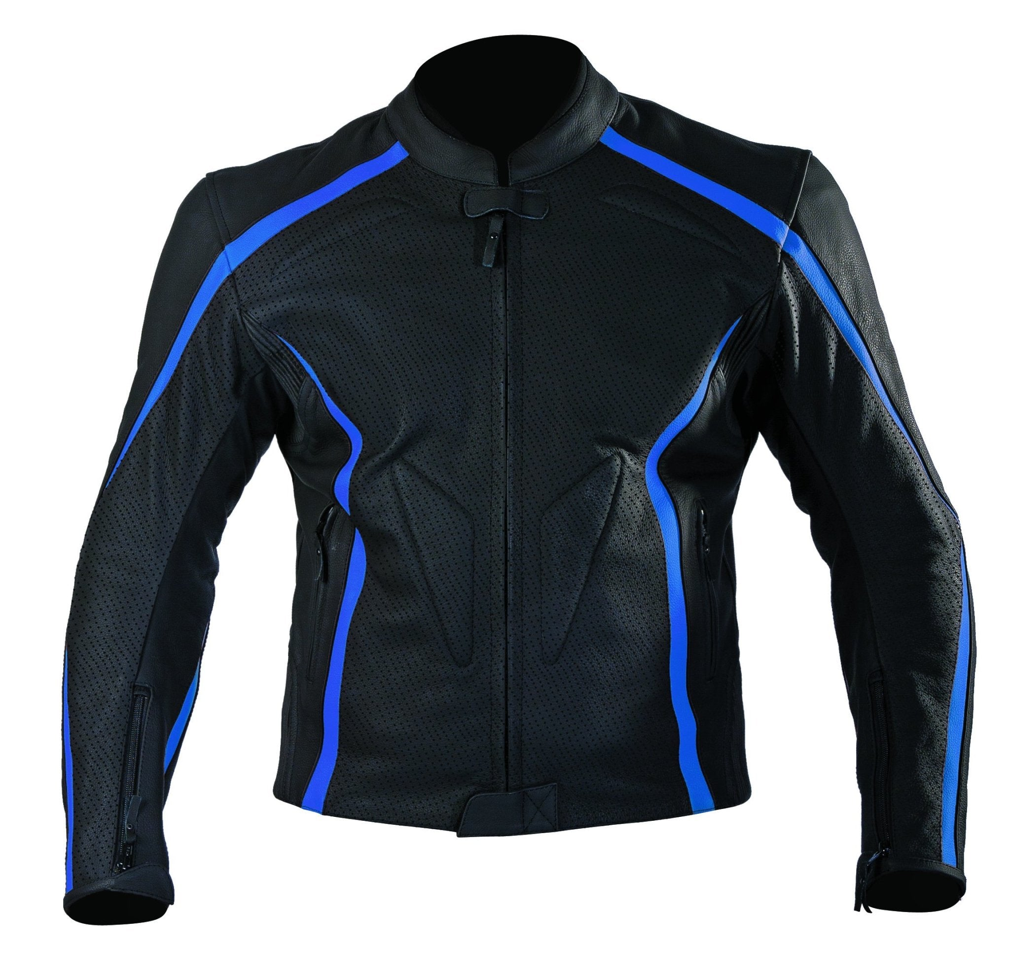Motonation Apparel-Motonation Apparel Dominator Leather Motorcycle Jacket - Action Athlete Supply