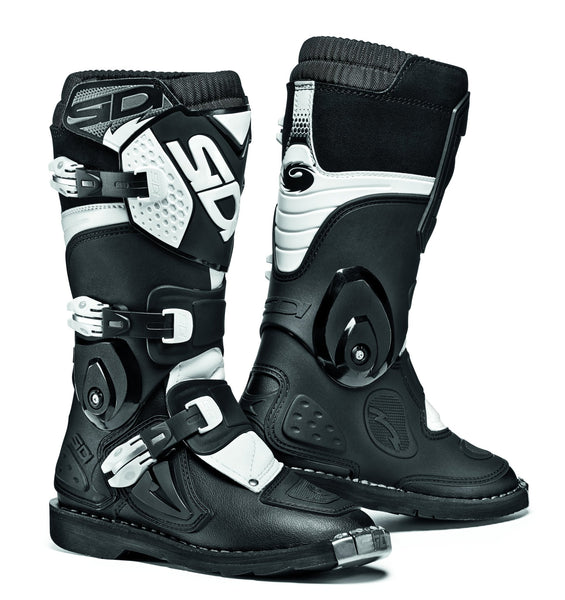 Sidi Womens X-3 TA Lei MX Boots White//Grey, 7//39